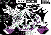 Archon: The Light and the Dark (for Apple II) (1986)