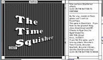 The Time Squisher (0)
