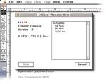 QuarkXPress - EFIColor Process (1994)