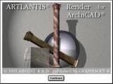 Artlantis 2 for ArchiCAD (1995)