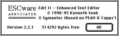 Edit II (1995)
