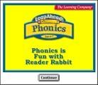 Reader Rabbit 1 / Leap Ahead! Phonics Ages 4-7 (1994)
