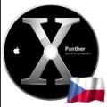 Čeština pro Mac OS X 10.3.9 Panther (2005)