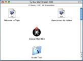Mac OS X Tiger - 10.4 - Install DVD - Upgradeable a 10.4.11 (2005)