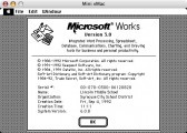 Microsoft Works 3 (1992)