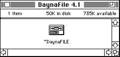 DaynaFile 4.1 (1994)