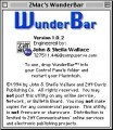 ZMac's WunderBar 1.0.2 (1994)