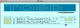 Teo - Thomson TO8 Emulator (2008)