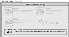 Newton Backup Utility (1995)
