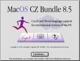 Mac OS CZ Bundle 8.5 (1999)