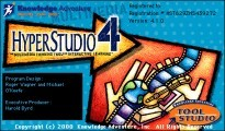 HyperStudio 4.x (2000)