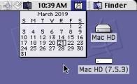 Calendar Menu (1998)