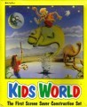 Kids World: Screen Saver Construction Set (1994)