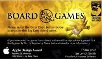 Big Bang Board Games (2004)