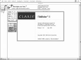 Claris FileMaker II (1989)