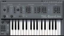 TAL bassline 101 VST & AU (MacOs X PPC) (2007)