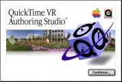 QuickTime VR (QTVR) Authoring Studio CD (1997)