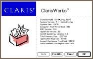 ClarisWorks 1.x (1992)