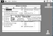 Acta Reader (1987)