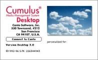 Cumulus Desktop 3.0 (1996)