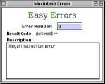 Easy Errors (1995)