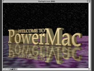 3D PPC Startup Screen (1995)