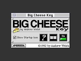 Big Cheese Key (1992)