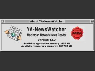 YA-NewsWatcher (1994)