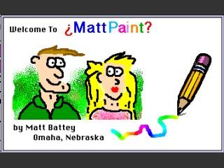 MattPaint (1992)