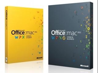 Microsoft Office 2011 Home & Business (German) (2011)