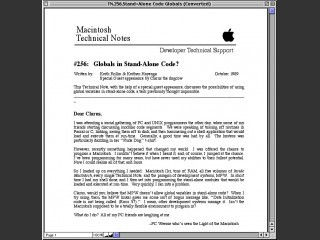 Macintosh Tech Notes - October 1989 (1989)