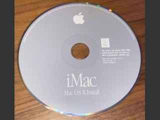 691-3769-A Mac OS X Install CD (2002)
