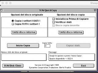 Sum Quick Copy (1989)