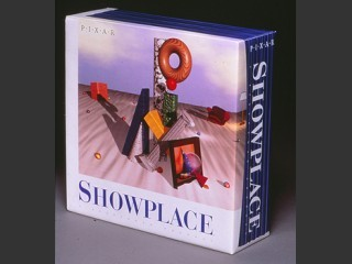 Pixar Showplace 2.0+/Pixar Showplace 2.0 CD (1994)