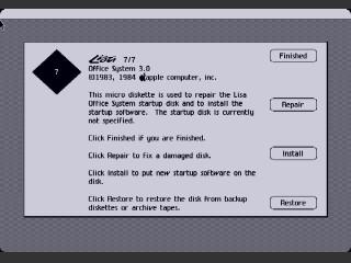 Lisa Office System 3.0 (1984)