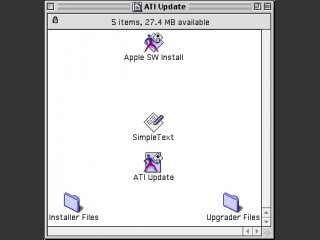 ATI Driver Update 1.0.2 for PowerMac G4 (2002)