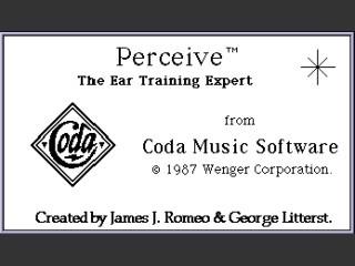 Perceive (1987)