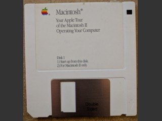 Your Apple Tour of the Macintosh II - Operating Your Computer (1988)