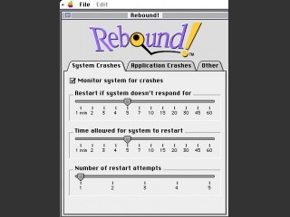 PowerKey Rebound! (1999)