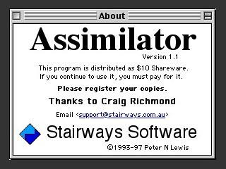 Assimilator (1997)