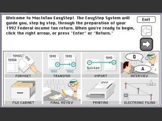 MacInTax '92 (1993)