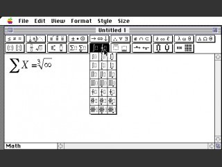 Equation Editor (1992)