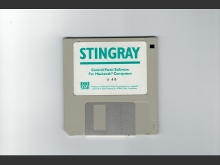 Stingray Control Panel (1994)