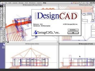 DesignCAD 3.0 (1991)