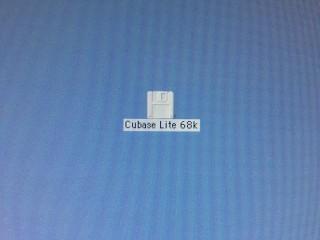 Cubase Lite (1.02r5) (68k) for Macintosh (1993)