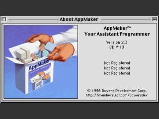 AppMaker 2.3 (1998)