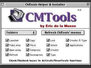 CMTools 3.0 (1997)