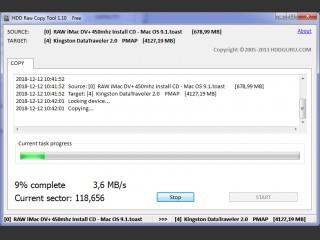 HDD Raw Copy Tool for Windows (2005)
