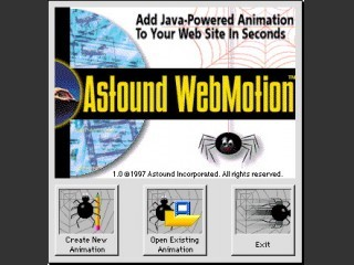 Astound WebMotion (1997)