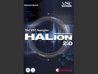 Steinberg HALion 2.0 VST Sampler (2003)